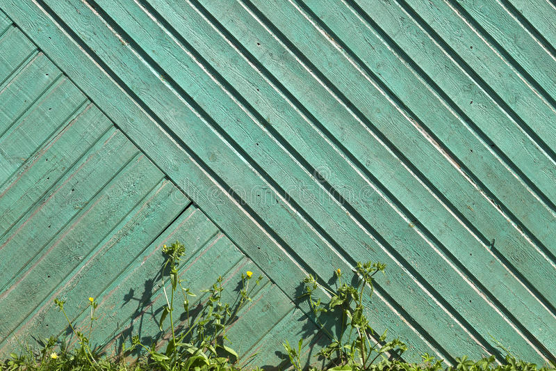 Εκλεκτής ποιότητας μπλε ξύλινο υπόβαθρο τοίχων κατωφλιών στοκ φωτογραφία με δικαίωμα ελεύθερης χρήσης