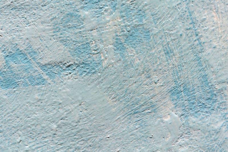 Εκλεκτής ποιότητας μπλε τοίχος υποβάθρου Σύσταση του παλαιού χρώματος στοκ φωτογραφία
