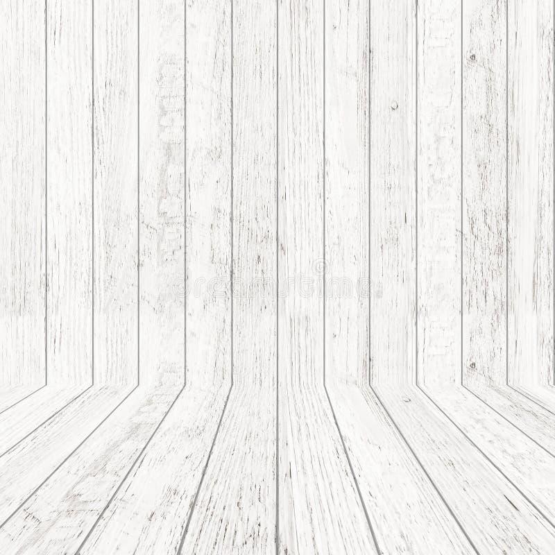 Εκλεκτής ποιότητας ξύλινη σύσταση σχεδίων κατά την άποψη προοπτικής Κενό ξύλινο διαστημικό υπόβαθρο δωματίων διανυσματική απεικόνιση