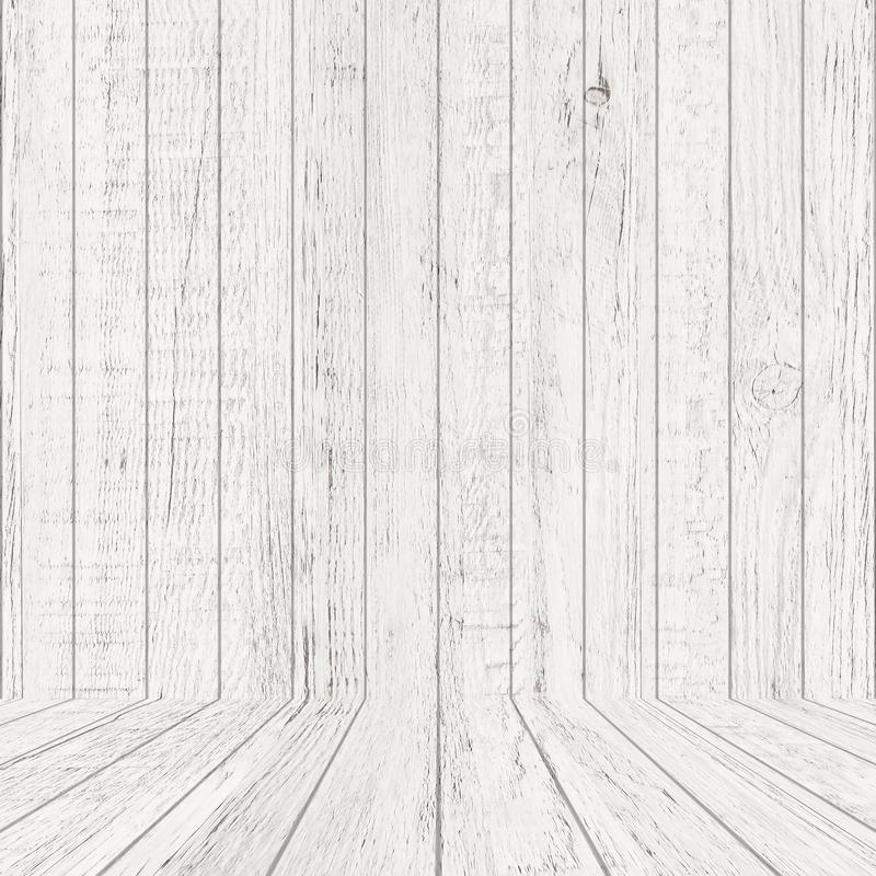 Εκλεκτής ποιότητας ξύλινη σύσταση σχεδίων κατά την άποψη προοπτικής Κενό ξύλινο διαστημικό υπόβαθρο δωματίων απεικόνιση αποθεμάτων