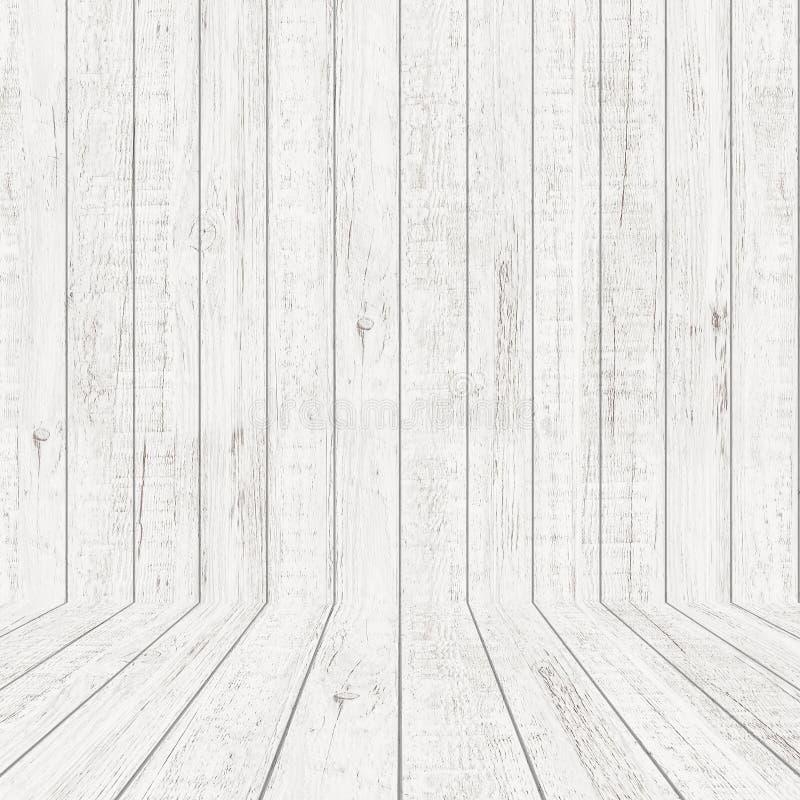 Εκλεκτής ποιότητας ξύλινη σύσταση σχεδίων κατά την άποψη προοπτικής για το υπόβαθρο Κενό ξύλινο υπόβαθρο δωματίων απεικόνιση αποθεμάτων