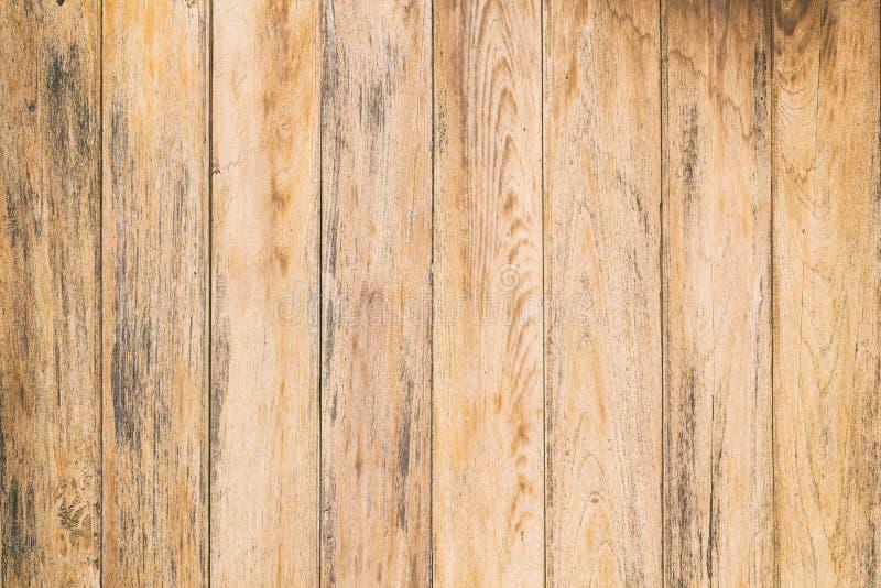 Εκλεκτής ποιότητας ξύλινος πίνακας επιφάνειας και αγροτικό υπόβαθρο σύστασης σιταριού στοκ εικόνες