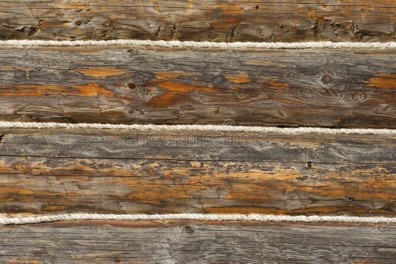 Εκλεκτής ποιότητας ξύλινος πίνακας με τη φυσική σύσταση, οριζόντιες ξύλινες σανίδες με τις ρωγμές, γρατσουνιές για το σχέδιο grun στοκ εικόνες με δικαίωμα ελεύθερης χρήσης