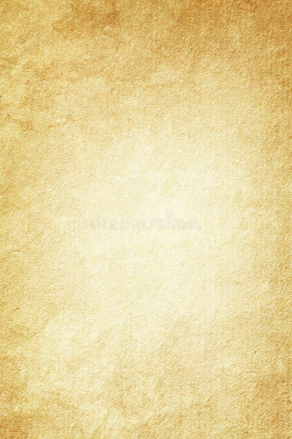 Εκλεκτής ποιότητας παλαιό υπόβαθρο εγγράφου, κενός, τραχύ, σελίδα, grunge, αναδρομική, σχέδιο, έγγραφο, μπεζ, καφετής, κίτρινο απεικόνιση αποθεμάτων