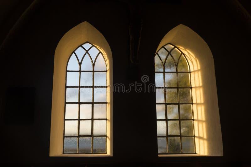 Εκλεκτής ποιότητας παράθυρα στοκ εικόνα