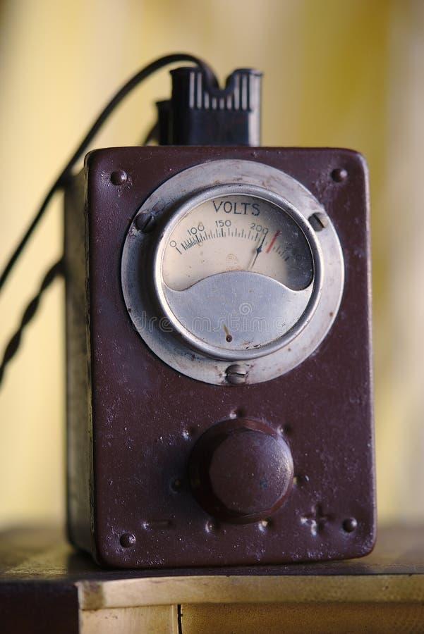 Εκλεκτής ποιότητας παροχή ηλεκτρικού ρεύματος, με τον πίνακα δεικτών στοκ εικόνες με δικαίωμα ελεύθερης χρήσης