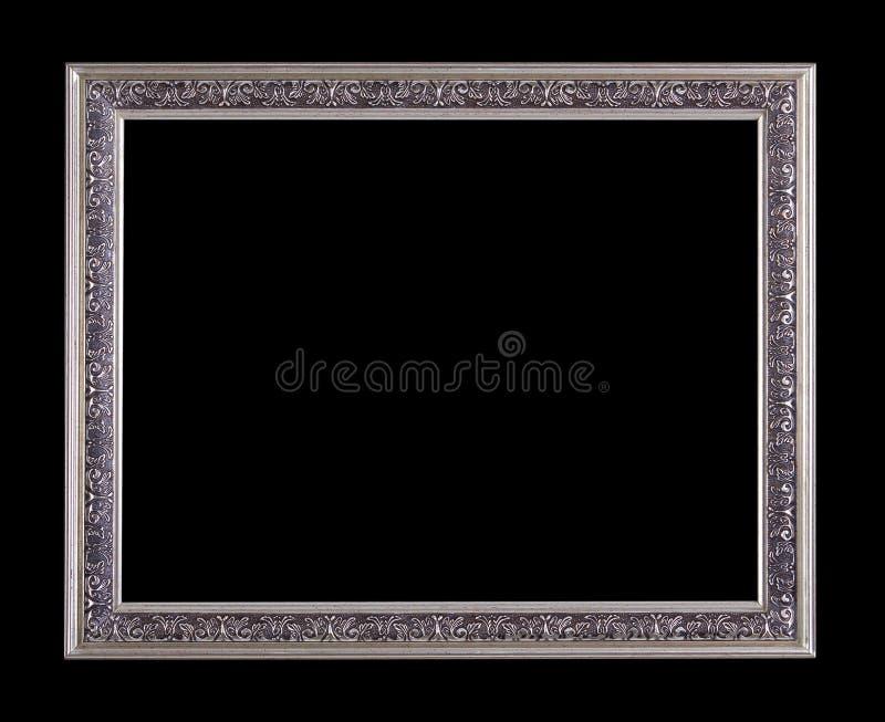 Εκλεκτής ποιότητας πλαίσιο εικόνων μετάλλων στοκ εικόνες με δικαίωμα ελεύθερης χρήσης
