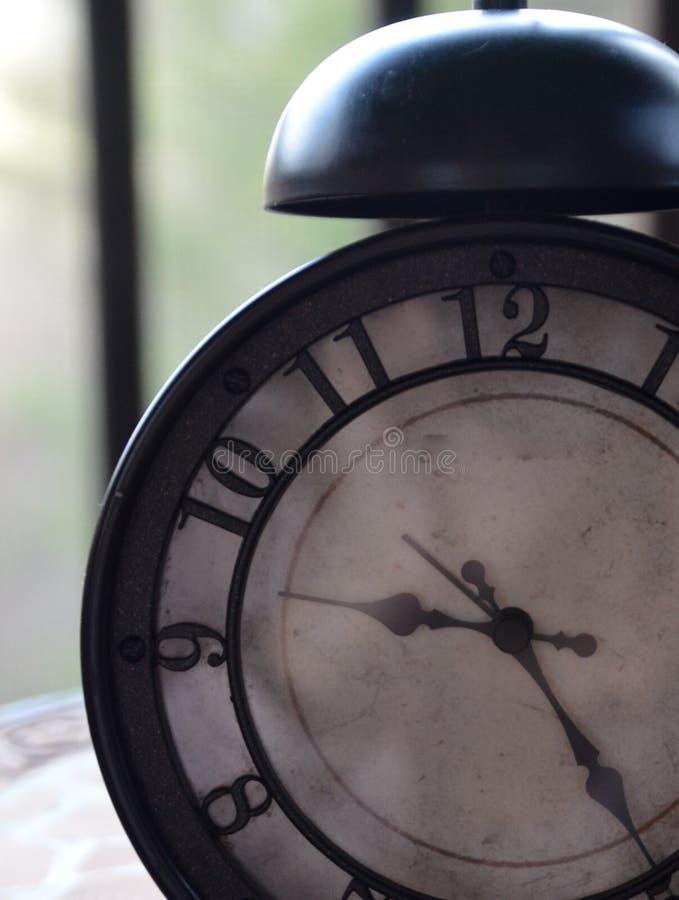 Εκλεκτής ποιότητας στενός επάνω ξυπνητηριών στοκ εικόνες με δικαίωμα ελεύθερης χρήσης