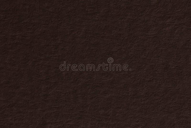 Εκλεκτής ποιότητας υπόβαθρο εγγράφου Σκοτεινή σύσταση καφετιού εγγράφου στοκ φωτογραφία με δικαίωμα ελεύθερης χρήσης