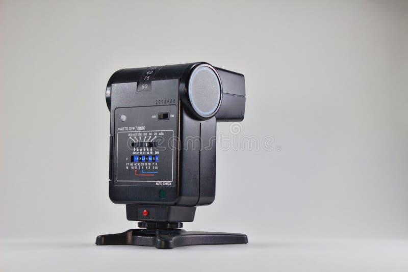 Εκλεκτής ποιότητας vivitar 2800 λάμψη 3073 στοκ φωτογραφίες