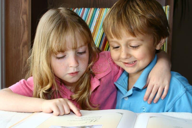 εκμάθηση που διαβάζεται στοκ εικόνα με δικαίωμα ελεύθερης χρήσης