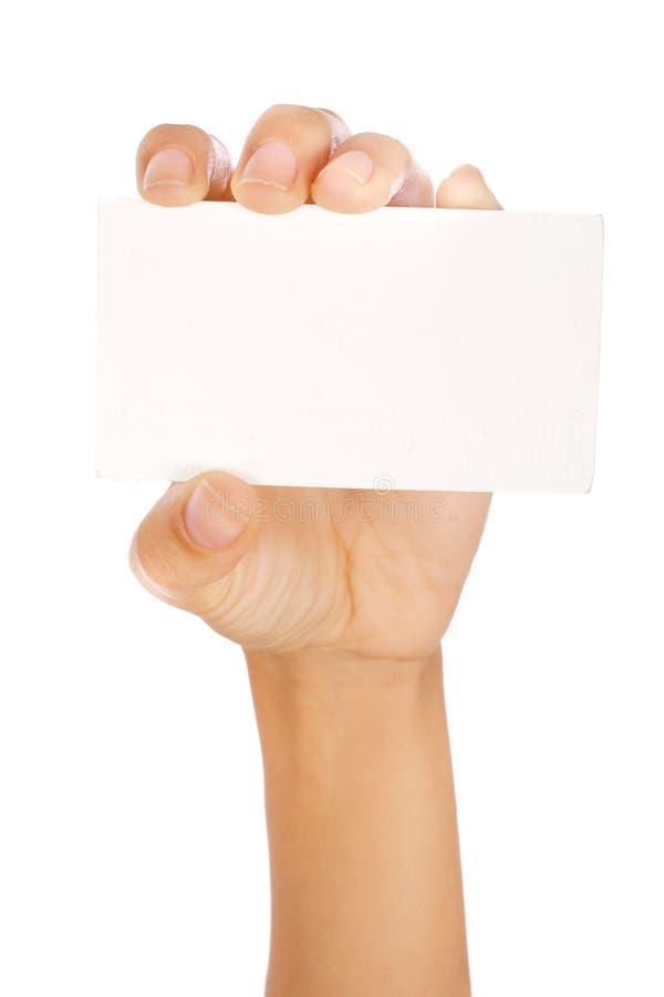εκμετάλλευση χεριών κα&rh στοκ εικόνα με δικαίωμα ελεύθερης χρήσης
