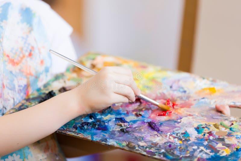 Εκμετάλλευση παιδιών στοκ εικόνα με δικαίωμα ελεύθερης χρήσης