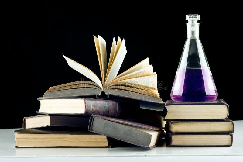 εκπαίδευση χημείας στοκ εικόνες