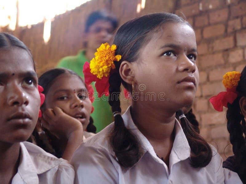 Εκπαίδευση κοριτσιών στοκ εικόνα με δικαίωμα ελεύθερης χρήσης