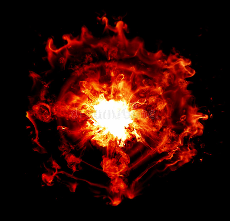 εκρήξεις απεικόνιση αποθεμάτων