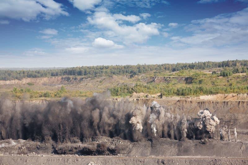 εκρηκτικές εργασίες στοκ φωτογραφίες με δικαίωμα ελεύθερης χρήσης