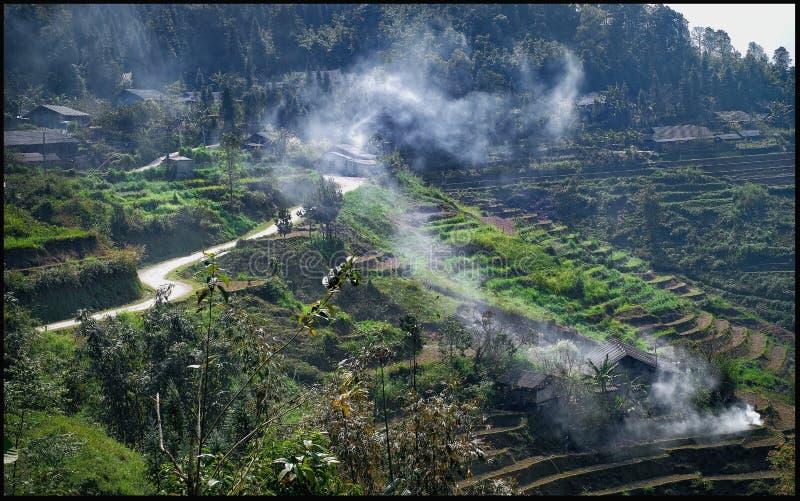 Εκτάριο Giang, Βιετνάμ στοκ εικόνα με δικαίωμα ελεύθερης χρήσης