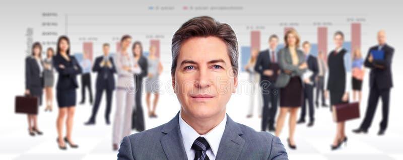 Εκτελεστικός επιχειρηματίας. στοκ φωτογραφία με δικαίωμα ελεύθερης χρήσης