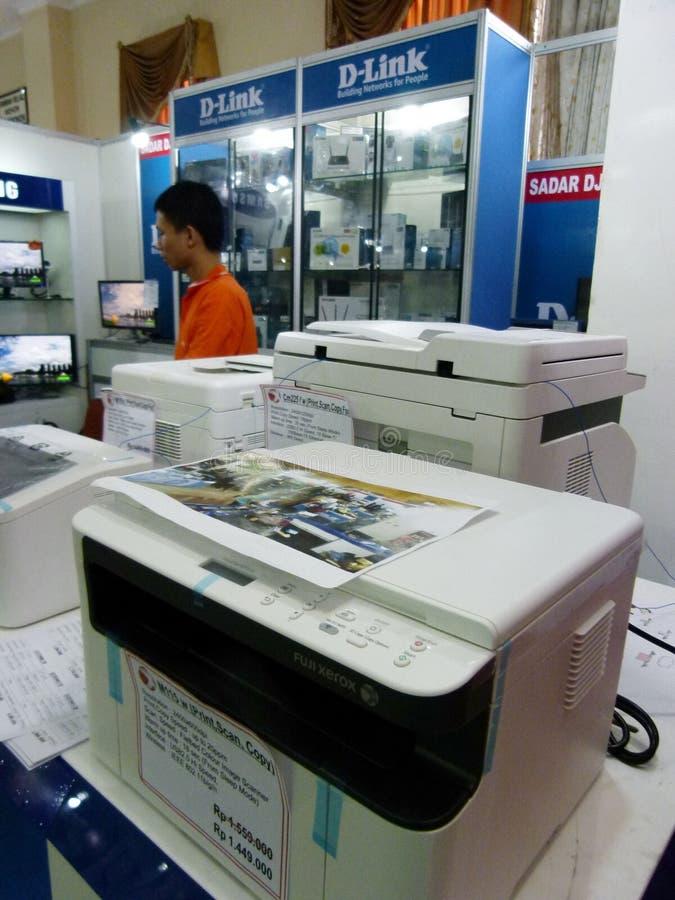 εκτυπωτές στοκ εικόνα με δικαίωμα ελεύθερης χρήσης