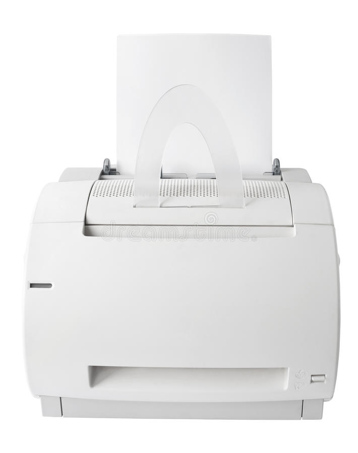 εκτυπωτής στοκ φωτογραφία με δικαίωμα ελεύθερης χρήσης