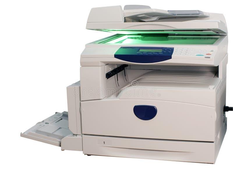 εκτυπωτής στοκ εικόνα