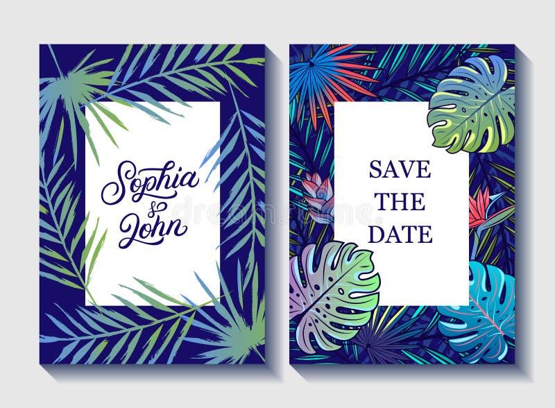 Εκτός από το γάμο ημερομηνίας προσκαλέστε την πρόσκληση ελεύθερη απεικόνιση δικαιώματος