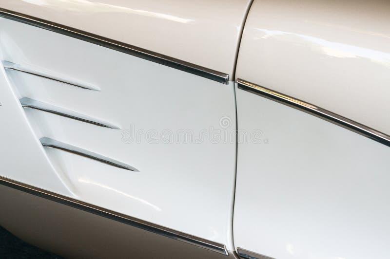 Εκλεκτής ποιότητας αυτοκινητικές λεπτομέρειες στοκ φωτογραφία