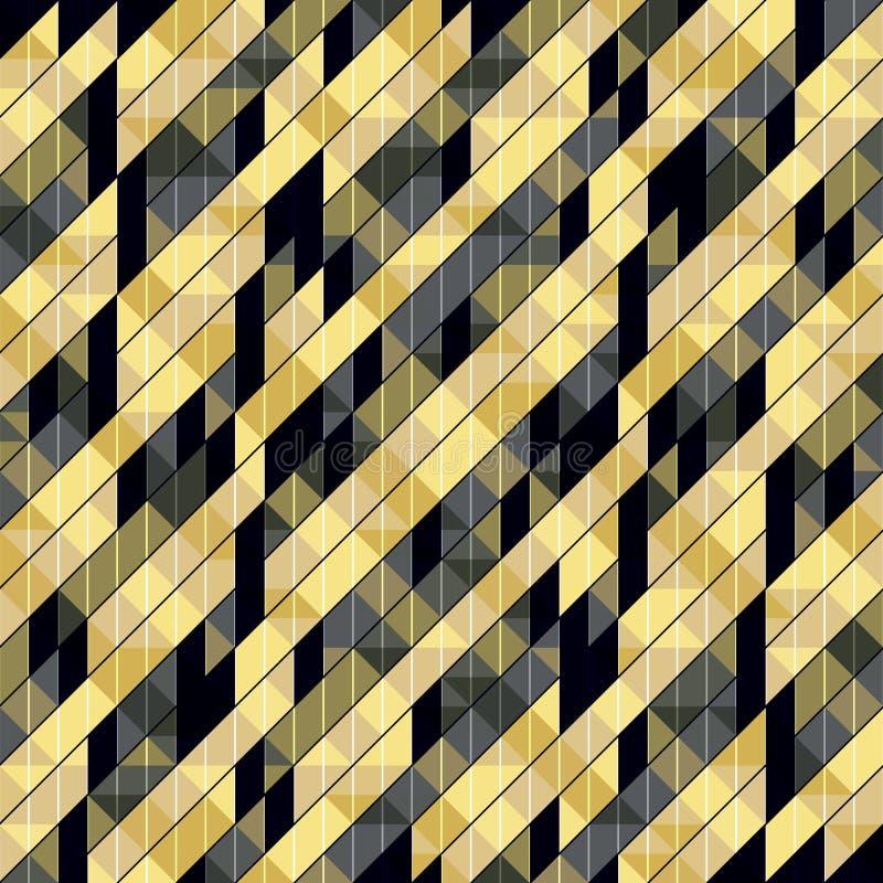 Εκλεκτής ποιότητας γεωμετρικό υπόβαθρο disco διανυσματική απεικόνιση