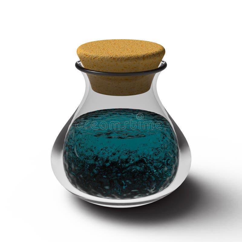 Εκλεκτής ποιότητας εμπορευματοκιβώτιο γυαλιού απεικόνιση αποθεμάτων