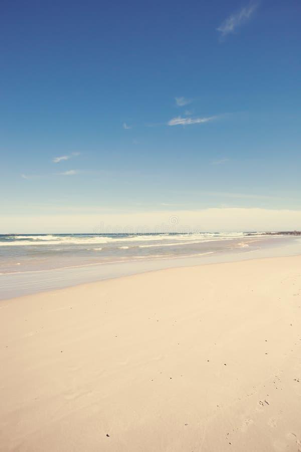 Εκλεκτής ποιότητας θερινή παραλία στοκ φωτογραφίες με δικαίωμα ελεύθερης χρήσης