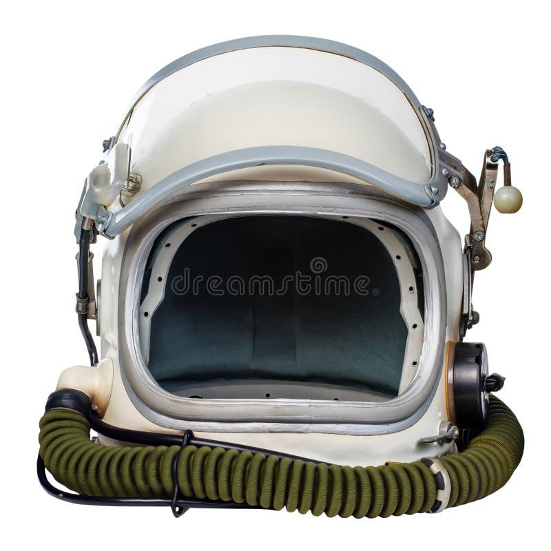 Εκλεκτής ποιότητας διαστημικό κράνος στοκ εικόνα με δικαίωμα ελεύθερης χρήσης