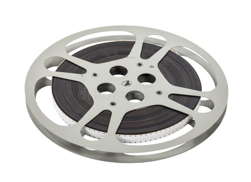 Εκλεκτής ποιότητας διπλός αλυσσοτροχός 16mm εξέλικτρο ταινιών στοκ εικόνα με δικαίωμα ελεύθερης χρήσης