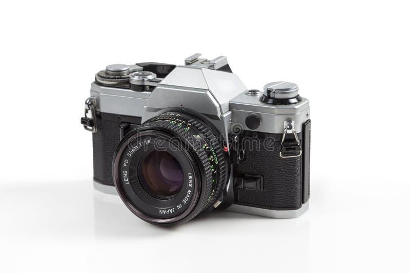 1950 εκλεκτής ποιότητας κάμερα ταινιών στοκ εικόνα με δικαίωμα ελεύθερης χρήσης