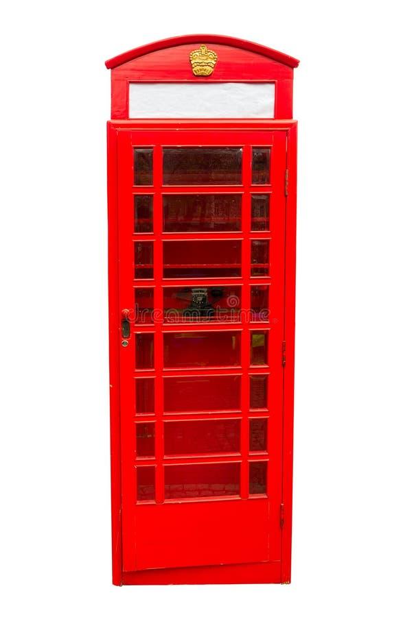 Εκλεκτής ποιότητας κιβώτιο κλήσης του Λονδίνου στοκ φωτογραφία