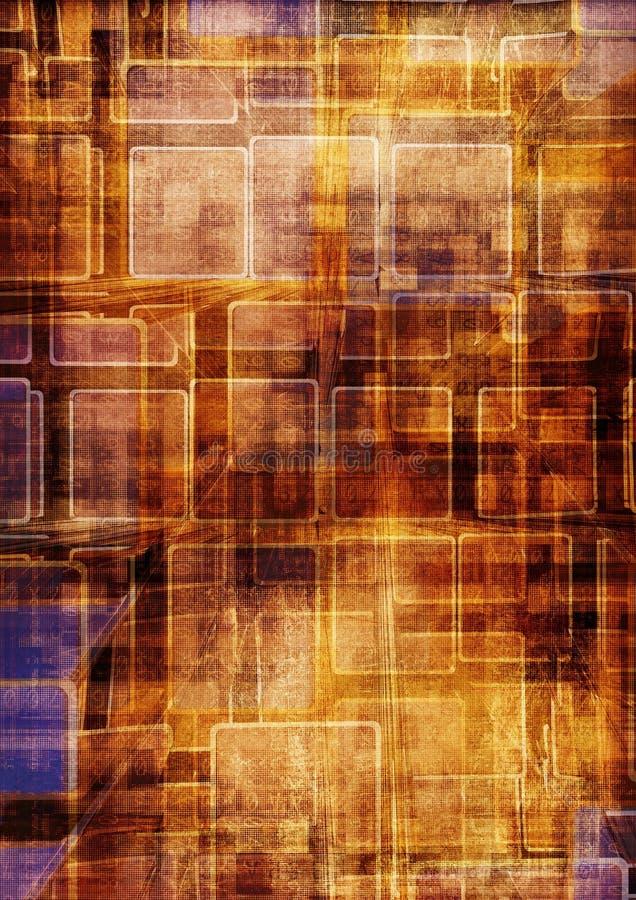 Εκλεκτής ποιότητας μυστικός κώδικας διανυσματική απεικόνιση