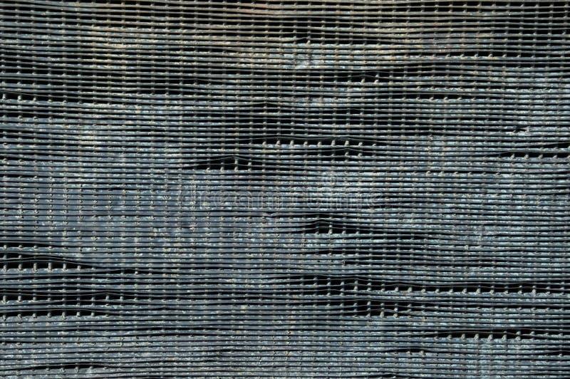 Εκλεκτής ποιότητας οθόνη πλέγματος μετάλλων στοκ εικόνες