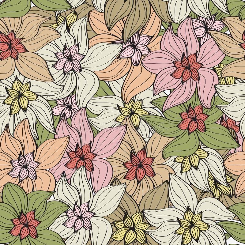 Εκλεκτής ποιότητας λουλούδια απεικόνιση αποθεμάτων