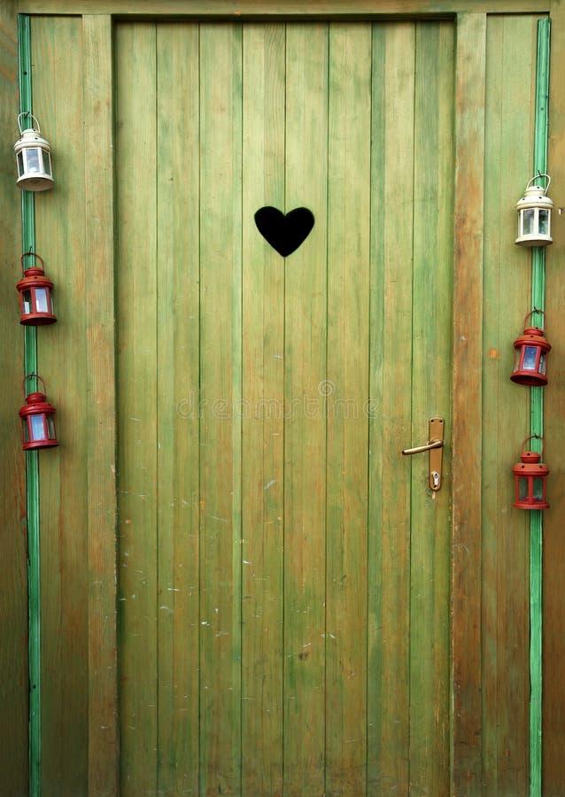 Εκλεκτής ποιότητας πόρτα στοκ φωτογραφίες με δικαίωμα ελεύθερης χρήσης