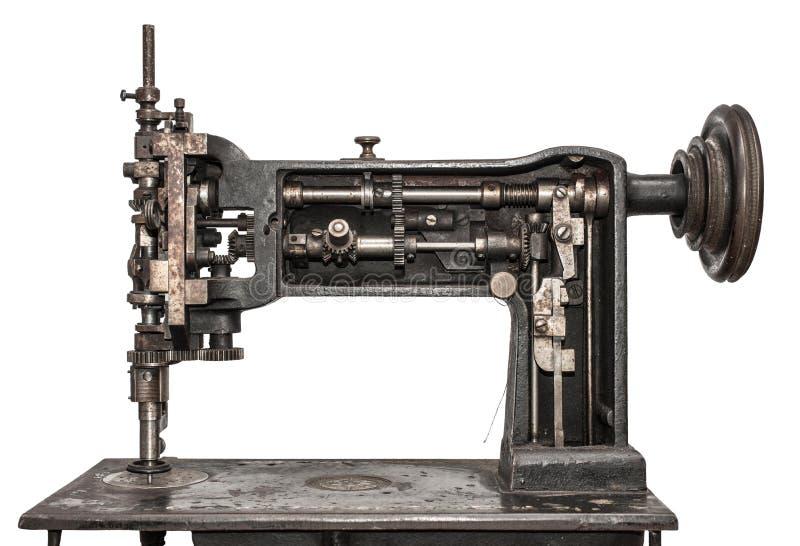 Εκλεκτής ποιότητας ράβοντας μηχανή στοκ φωτογραφία με δικαίωμα ελεύθερης χρήσης