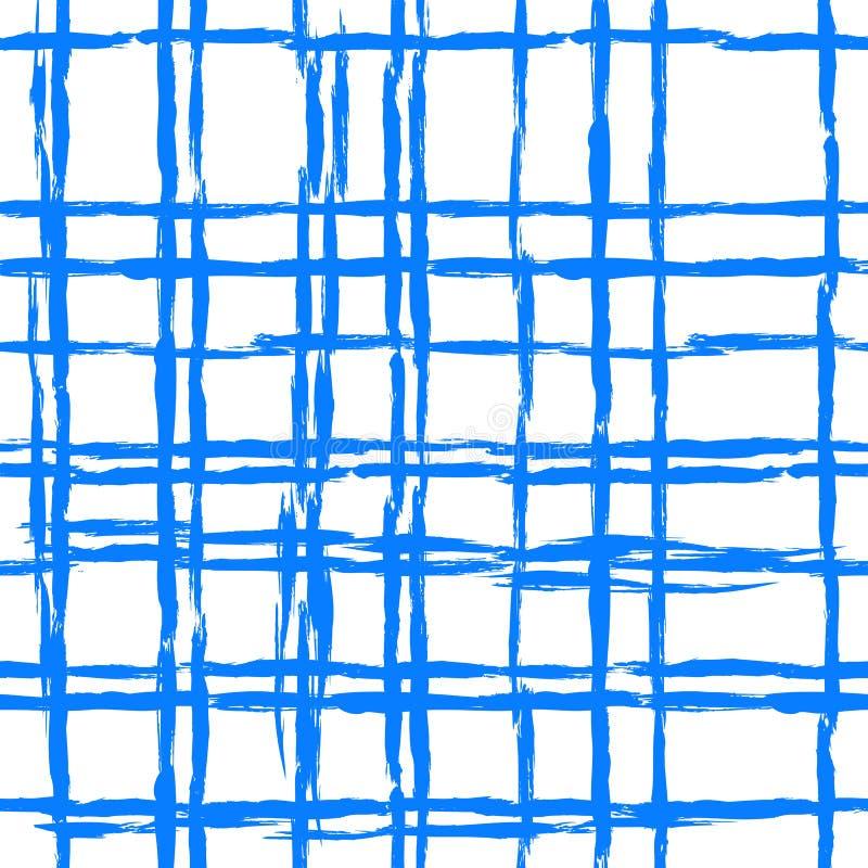 Εκλεκτής ποιότητας ριγωτό σχέδιο με τις βουρτσισμένες γραμμές διανυσματική απεικόνιση