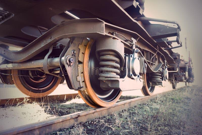 Εκλεκτής ποιότητας τραίνο στοκ εικόνες