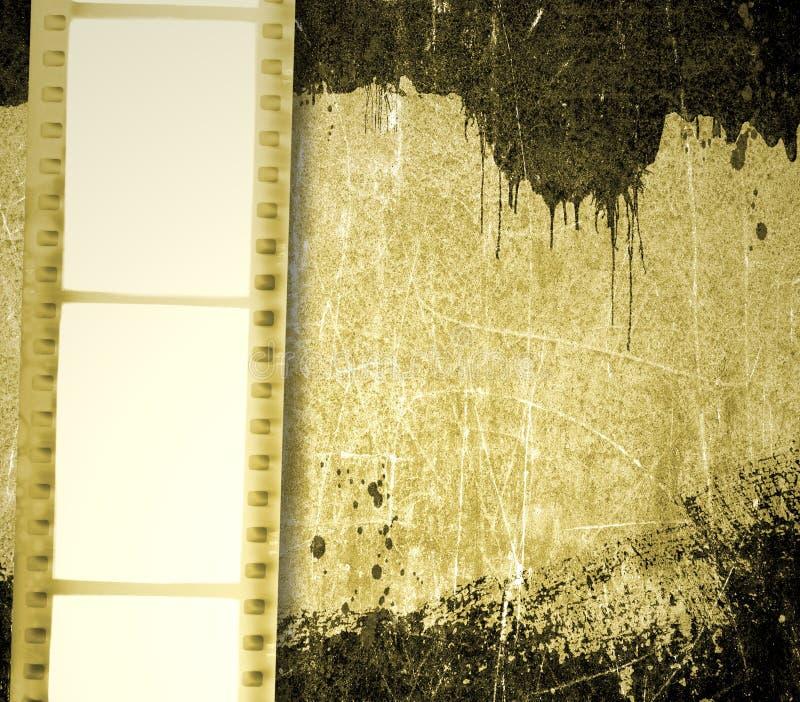 Εκλεκτής ποιότητας υπόβαθρο λουρίδων ταινιών στοκ φωτογραφίες με δικαίωμα ελεύθερης χρήσης