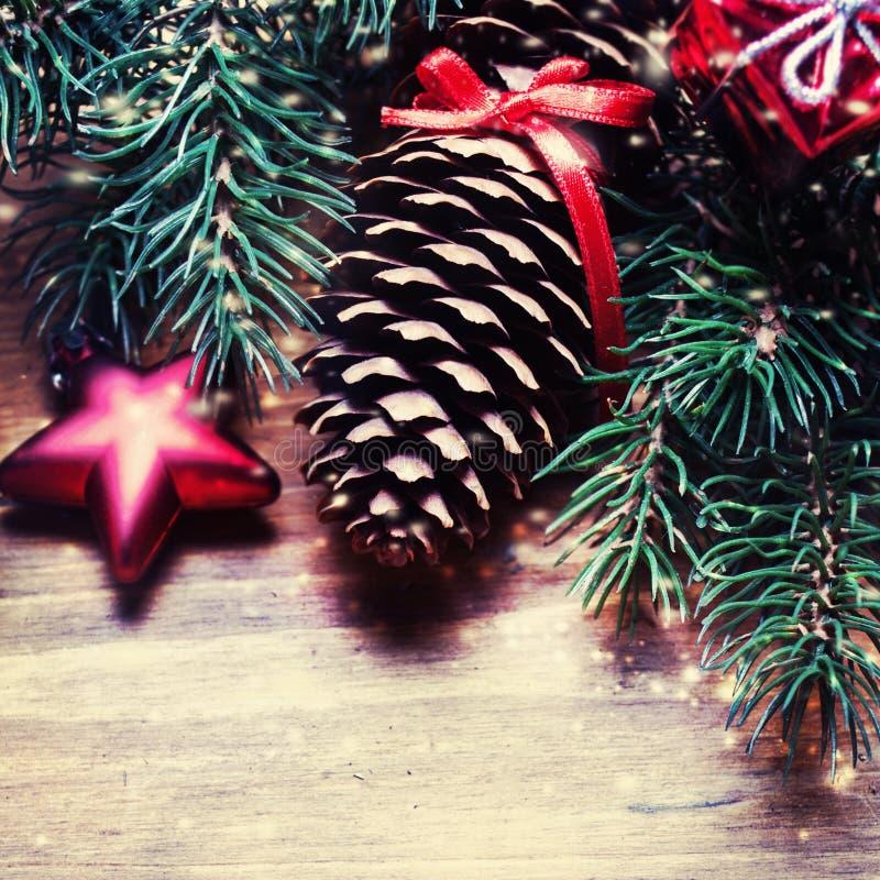 Download Εκλεκτής ποιότητας υπόβαθρο Χριστουγέννων με τα Χριστούγεννα Στοκ Εικόνες - εικόνα από εορταστικός, σύνθεση: 62701822
