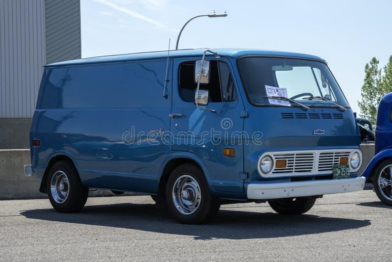 Εκλεκτής ποιότητας φορτηγό στοκ εικόνα