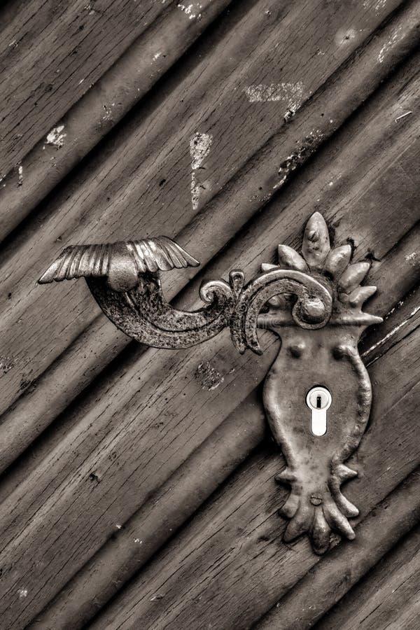 Εκλεκτής ποιότητας Doorknob στοκ φωτογραφίες με δικαίωμα ελεύθερης χρήσης
