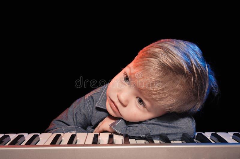 ελάχιστα musicman στοκ εικόνες με δικαίωμα ελεύθερης χρήσης