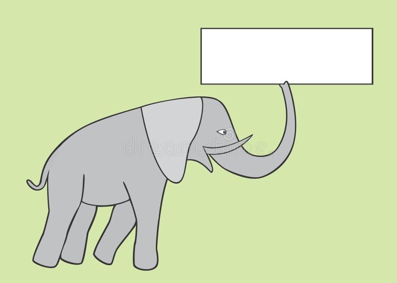 ελέφαντας γκρίζος ελεύθερη απεικόνιση δικαιώματος