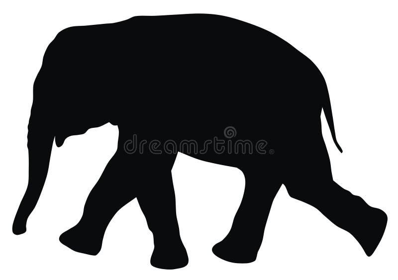 ελέφαντας απεικόνιση αποθεμάτων