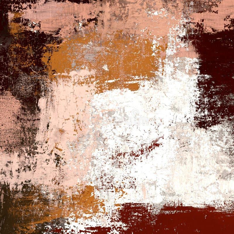 Ελαιογραφία στον καμβά χειροποίητο Αφηρημένη σύσταση τέχνης ζωηρόχρωμη σύσταση σύγχρονο έργο τέχνης Κτυπήματα του παχιού χρώματος στοκ φωτογραφίες με δικαίωμα ελεύθερης χρήσης